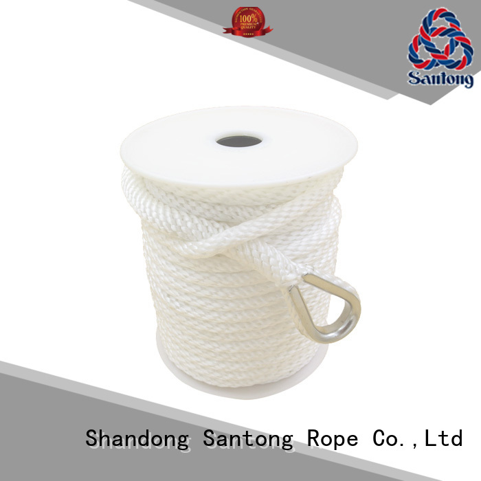 professional boat anchor rope strand wholesale for gas