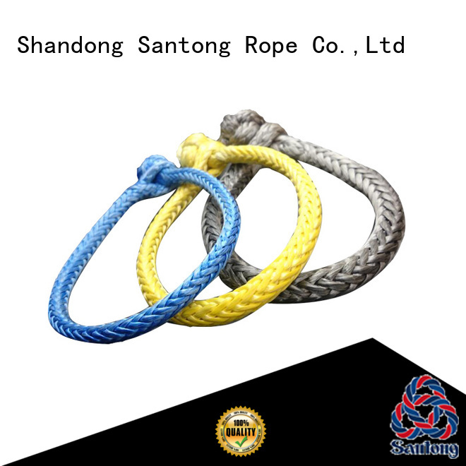 SanTong customized soft shackle series for vehicle