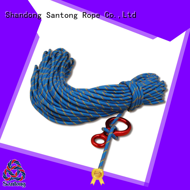 SanTong heavy duty rope manufacturers wholesale for outdoor
