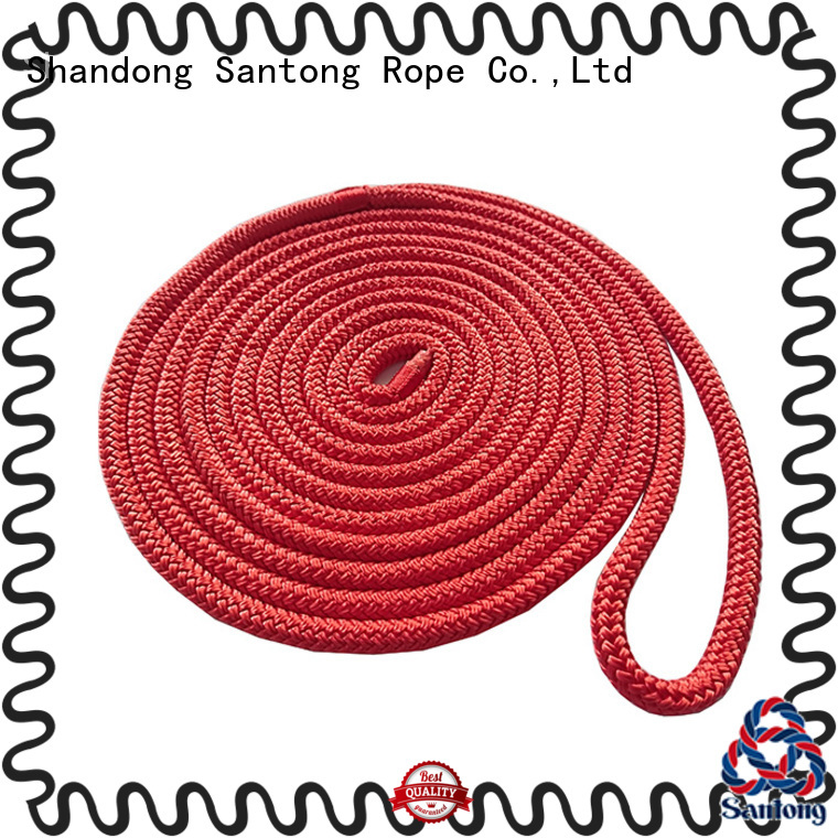 durable polyester rope supplier for tubing