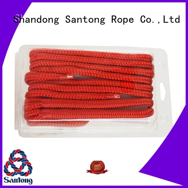 SanTong practical pp rope with good price for prevent damage from jetties
