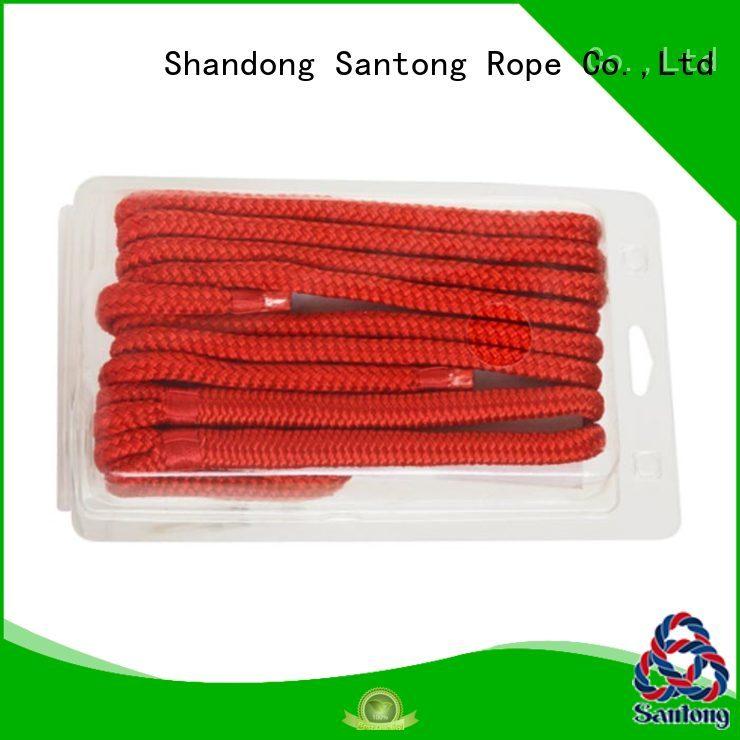 SanTong rope polyester rope design for docks