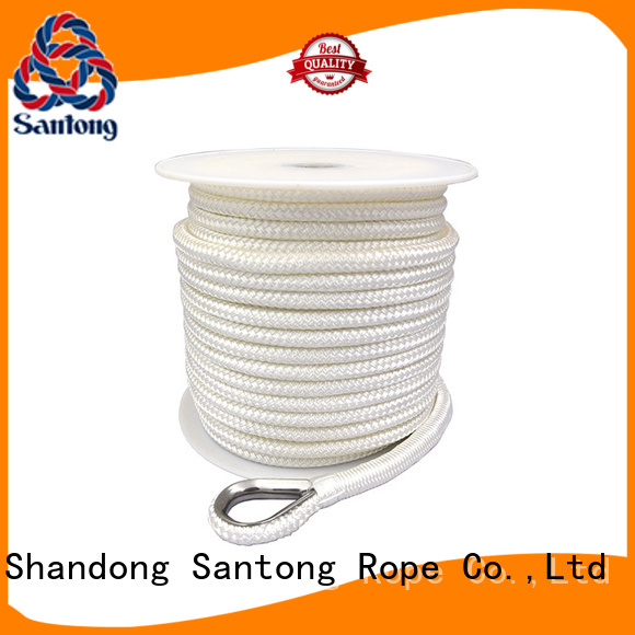 durable polyester rope supplier for oil