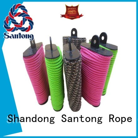 SanTong colorful rope manufacturers wholesale for outdoor