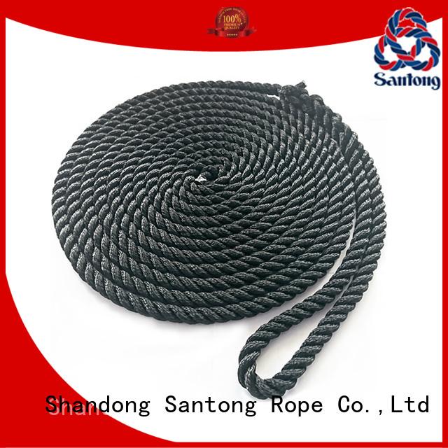 boat ropes lines dock for wake boarding SanTong