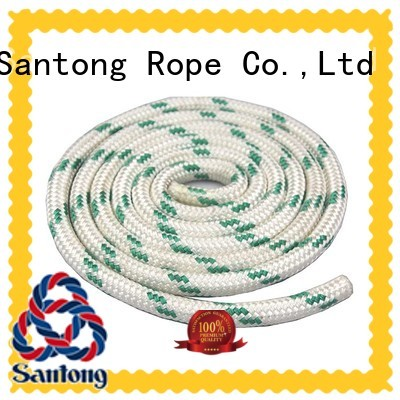 SanTong durable polyester rope with good price for boat