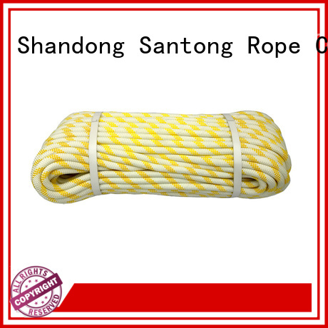 SanTong powerful climbing rope wholesale for abseiling