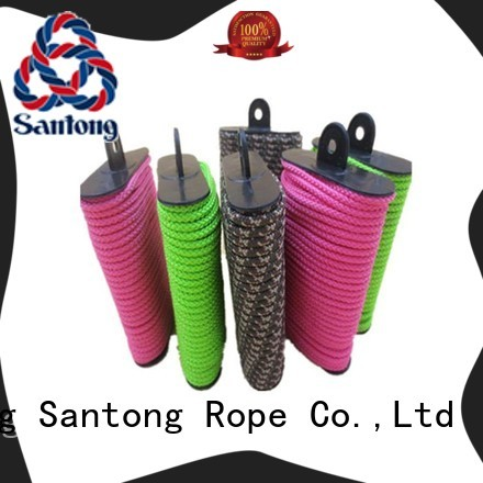 professional clothesline rope polyester personalized for garden