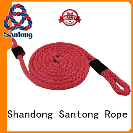 SanTong light pp rope with good price for prevent damage from jetties