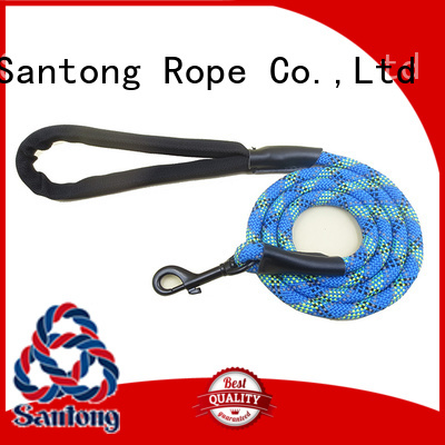 SanTong braided lead ropes promotion for large dog