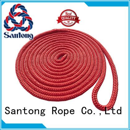 SanTong stronger braided nylon rope online for tubing