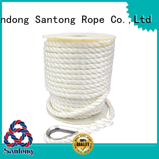 SanTong polyester rope factory price